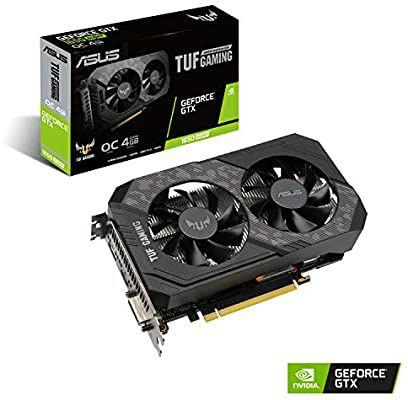 Carte graphique Asus TUF Gaming GeForce GTX 1650 Super OC Gaming