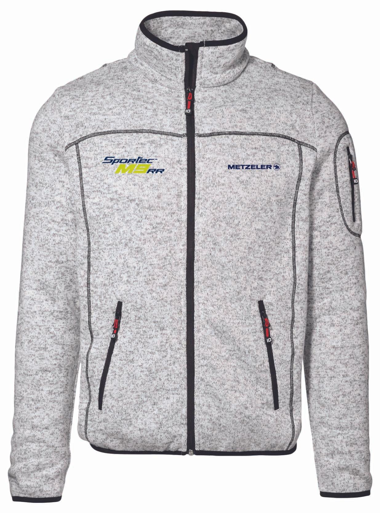 Veste de moto Metzeler avec logo au choix offerte pour l'achat d'un train de pneus moto parmi une sélection