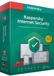 Logiciel anti-virus Kaspersky Total Security 2020 - licence 1 an, 1 appareil (dématérialisé)