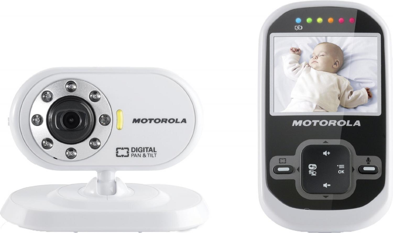 Sélection d'écoute bébé numérique vidéo Motorola - Ex : Moniteur bébé Motorola MBP26