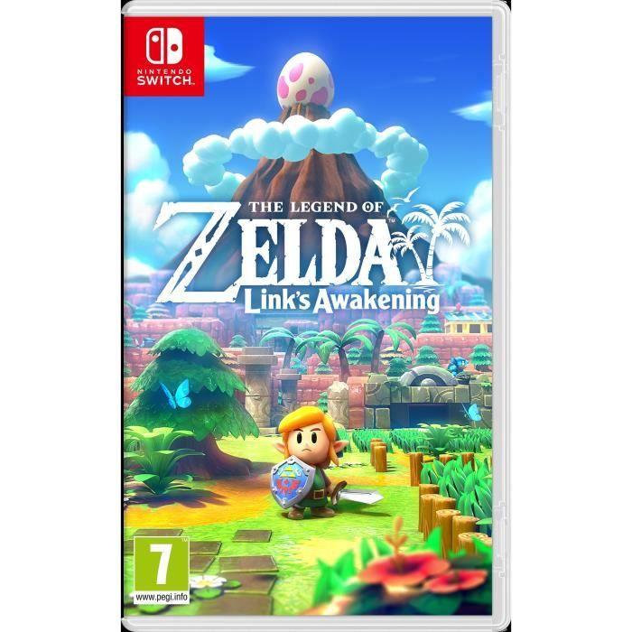 The Legend of Zelda : Link's Awakening sur Switch