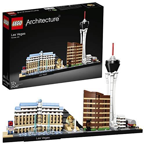 Jeu de construction Lego Architecture 21047 - Las Vegas