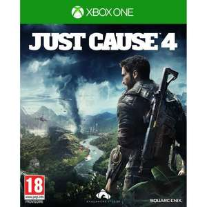 Just Cause 4 sur Xbox One