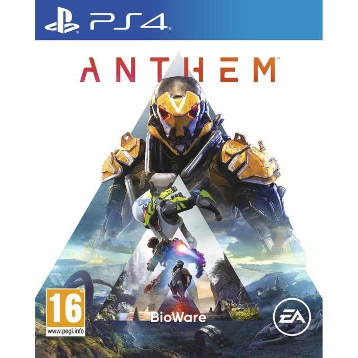 Anthem sur PS4 ou Xbox One