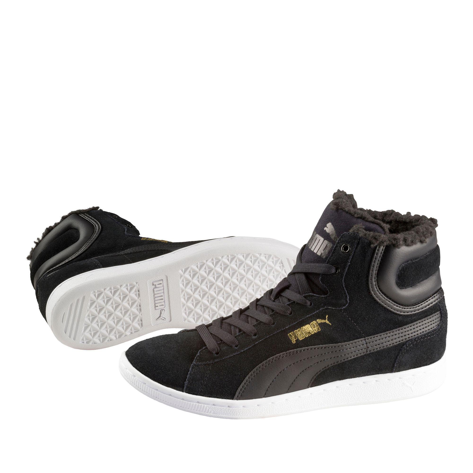 Chaussures montantes Femme Puma Vikky Winter