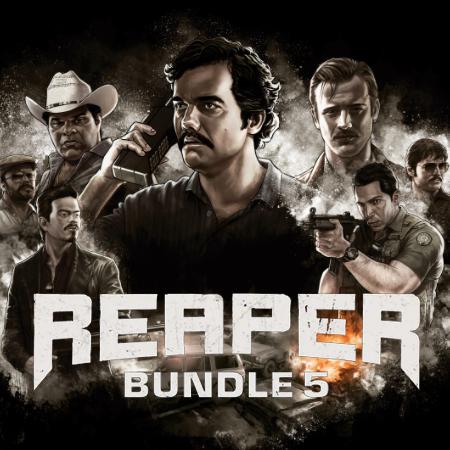 Reaper Bundle: 9 Jeux PC dont Narcos Rise of the Cartels, Party Hard 2, Outcast Second Contact, Mana Spark... (Dématérialisé - Steam)