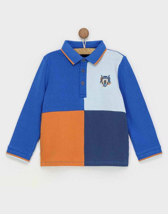 Sélection de produits en promotion - Ex: Polo Bleu, De 2 à 5 Ans
