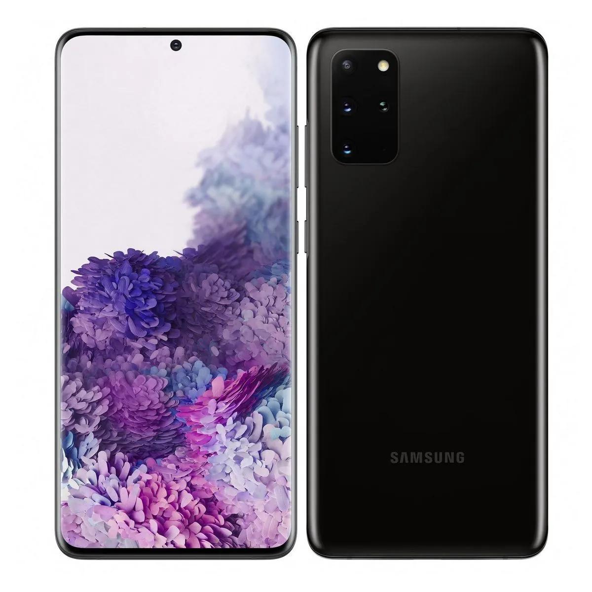 """Smartphone 6.7"""" Samsung Galaxy S20+ - WQHD+, Exynos 990, 8 Go RAM, 128 Go"""