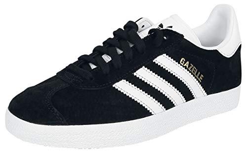 Baskets Adidas Gazelle - Noir/Blanc