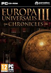 Europa Universalis III Chronicles gratuit sur PC