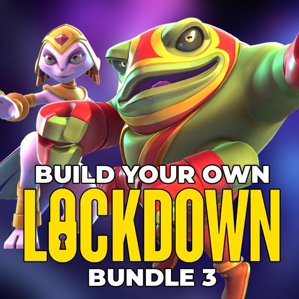 Build Your Own Bundle: 1 jeu PC parmi une sélection dont Book of Demons, 2Dark, Brawlout, Through the Woods... (Dématérialisé - Steam)