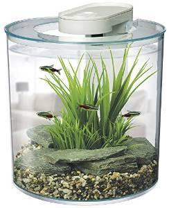 Aquarium Marina cylindrique 360 - 10 L