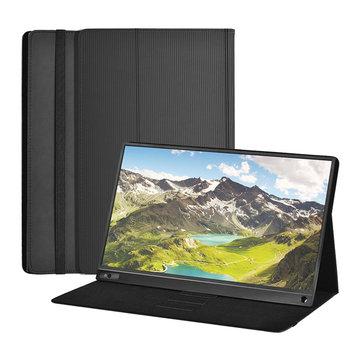 """Ecran PC Portable 15.6"""" T-Bao T15A - 1080P, USB-C avec Housse"""