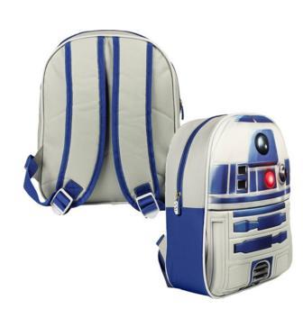 Sac à dos enfant Disney R2D2 Star Wars 3D