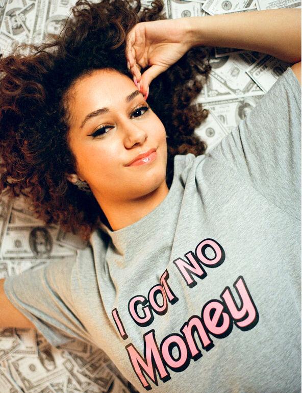 T-shirt Jennyfer Lena Situations D'ont Call Me gratuit en Magasin