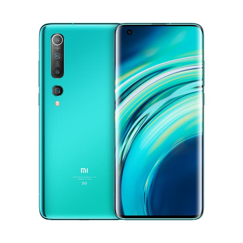 "Smartphone 6.67"" Xiaomi Mi 10 5G - 256 Go, 8 Go de RAM + Mi Smart Band 5 + Mi TV 4A 32"" LED + Écouteurs Mi Earphones (Via l'application)"