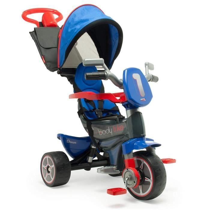 Tricycle Unjusa Body Max Denim