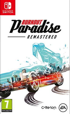Burnout Paradise Remastered sur Nintendo Switch