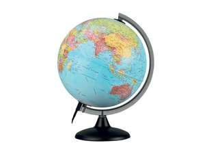 Globe Terrestre / Constellation, Jour et nuit - Diamètre 25cm