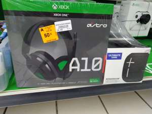 Casque filaire Astro A10 compatible Xbox, PS4 et mobile + Enceinte Ultimate Ears Wonderboom - Calais (62)