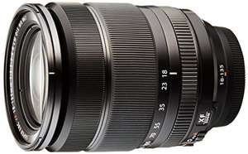 Objectif Fujifilm Fujinon - XF18-135mm F3.5-5.6 R OIS WR stabilisateur optique