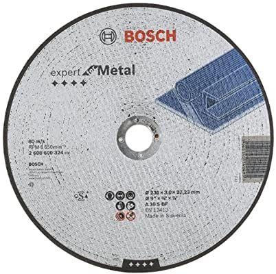 Disque à tronçonner Bosch Professional 2608600324 Expert for Metal - 230mm
