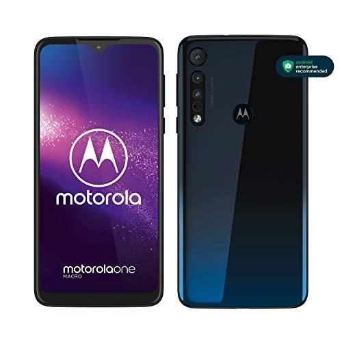 "Smartphone 6.2"" Motorola One Macro - HD+, Max Vision, Helio P70, 4 Go RAM, 64 Go (Vendeur tiers)"