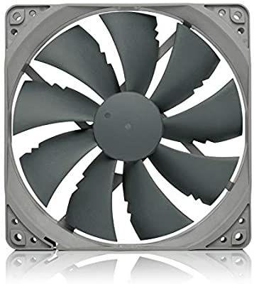 Ventilateur PC Noctua 140mm gris avec PWM - Max 1500 rpm (Vendeur Tiers)