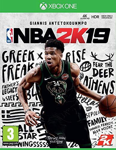 Jeu NBA 2K19 sur Xbox One (Vendeur Tiers)