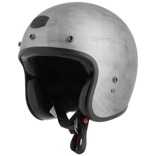 Sélection de produits moto & scooter en promotion - Ex : Casque jet moto & scooter Astone Bellair - Gris (riderselection.com)