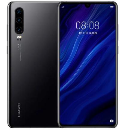 "Smartphone 6.47"" Huawei P30 Pro - full HD+, Kirin 980, 8 Go de RAM, 128 Go, noir (+ 24.45€ en SuperPoints)"