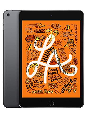 "Tablette tactile 7.9"" Apple iPad mini 5 - full HD, A12, 3 Go de RAM, 64 Go, Wi-Fi, argent"