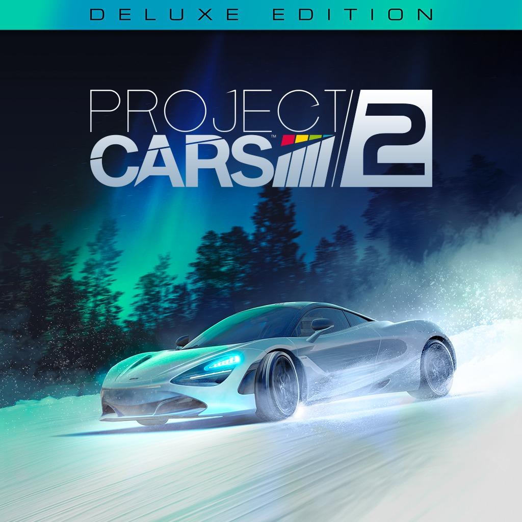 Project Cars 2 - Édition Deluxe sur PC (dématérialisé, Steam)