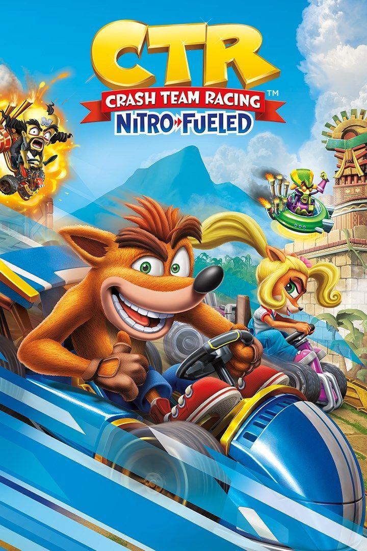 [Abonnés Gold] Crash Team Racing Nitro-Fueled sur Xbox One (Dématérialisé)