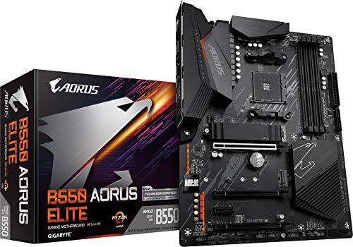 Carte mère B550 Aorus Elite - Socket AM4