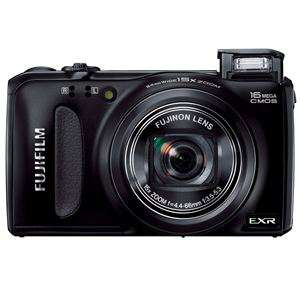 Appareil photo Fujifilm FinePix F660EXR Noir