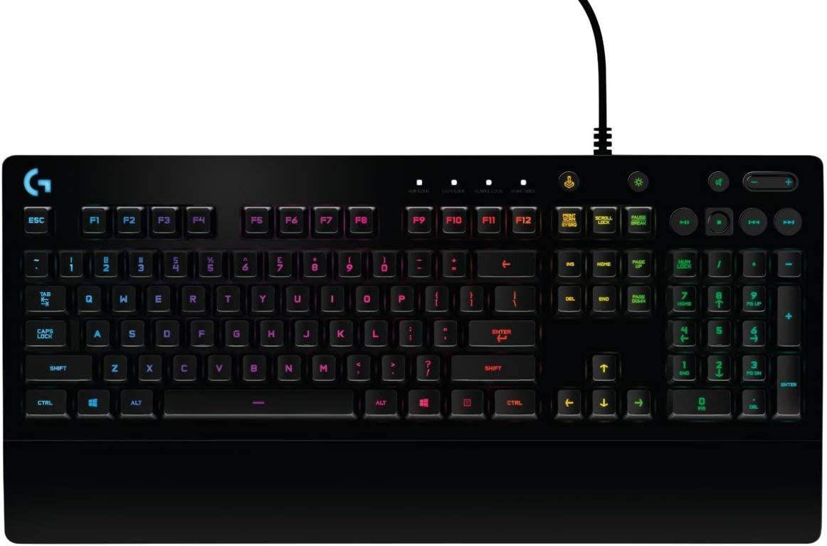 Clavier filaire Logitech G213 Prodigy Gaming RGB - AZERTY