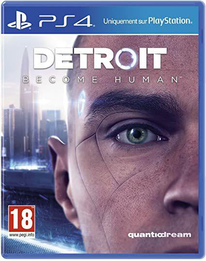 Detroit: Become Human sur PS4 (Vendeur Tiers)