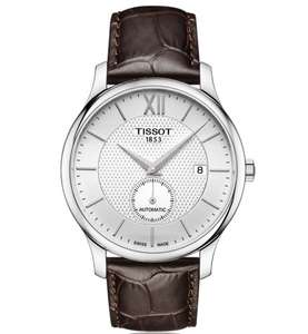 Montre Homme Tissot Tradition Automatic Small Second T063.428.16.038.00 - 40 mm