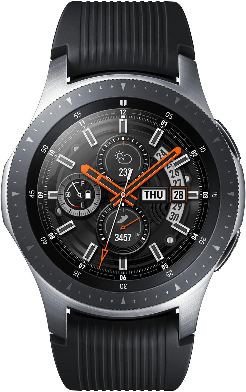 Montre connectée Samsung Galaxy Watch - 46 mm, gris acier