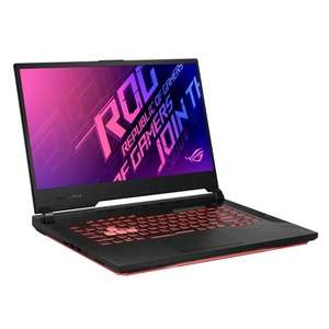 "PC Portable 15.6"" Asus Rog Strix G15 G512LW-HN037T-BE - 144 Hz, i7-10750H, RTX 2070 (8 Go), 16 Go RAM, 512 SSD, windows 10 (compumsa.eu)"