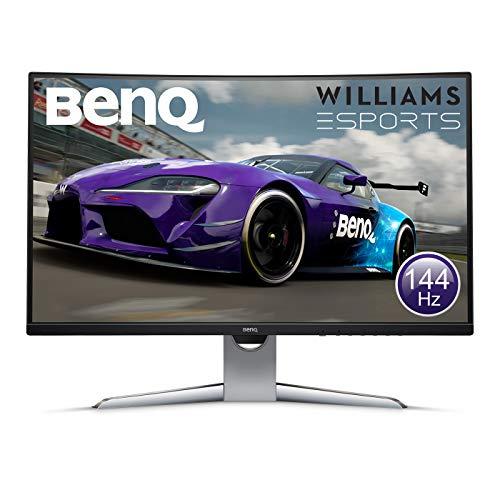 "Écran PC 32"" BenQ EX3203R - 144Hz, VA, WQHD, FreeSync, Incurvé, Hdr, USB-C"