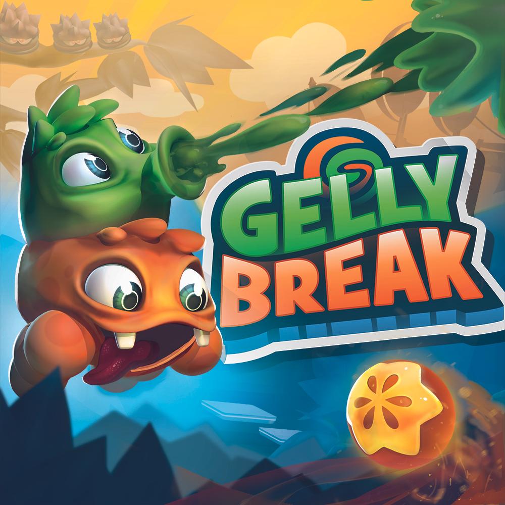 Gelly Break sur Switch (dématérialisé)