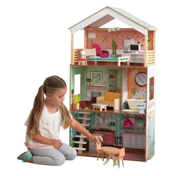 Maison de poupées en bois Kidkraft Dottie