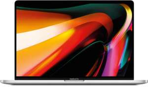 "PC portable 16"" Apple MacBook Pro Touch Bar (2019) - Retina, i9-9880H, Radeon Pro 5500M (4 Go), 16 Go de RAM, 1 To en SSD, argent"