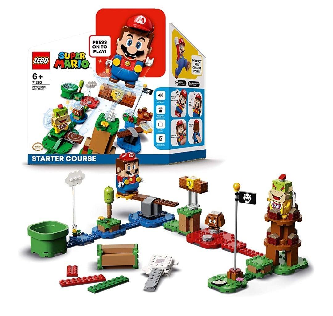 Pack de démarrage Lego Les Aventures de Mario