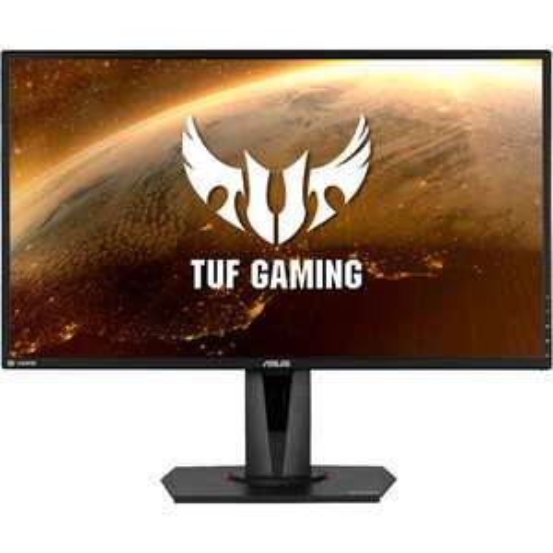 "Écran PC 27"" Asus TUF Gaming VG27AQ - QHD, HDR, LED IPS, 155 Hz / 165 Hz OC, 1 ms, FreeSync / G-Sync compatible / Extreme Low Motion Blur"