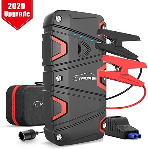 Booster de batterie Yaber (1200A) + Accessoires (Via Coupon - Vendeur Tiers)