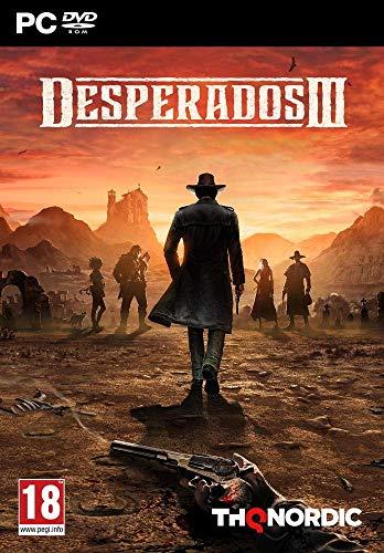 Desperados III sur PC