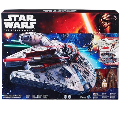 Hasbro B3678EU4 Star Wars Episode 7 - Millenium Falcon